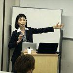 日高裕見子講師セミナー風景