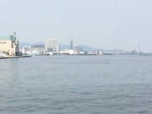 ヤフオクドームが見えて絶景です