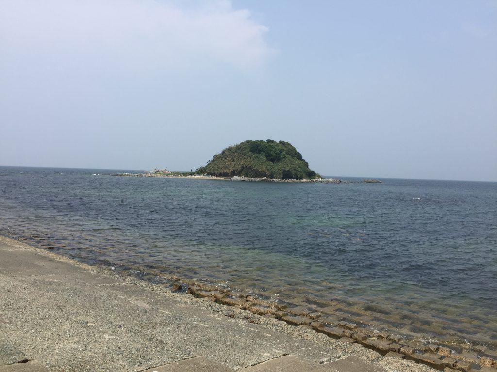 志賀島(しかのしま)一周ウォーキング